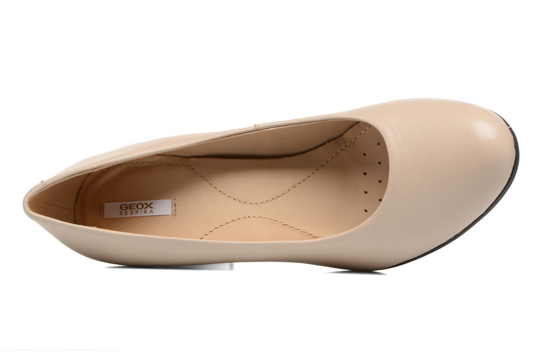 Zapatos promocionales Geox D ANNYA A D725FA (Beige) - Zapatos de tacón   Los zapatos más populares para hombres y mujeres