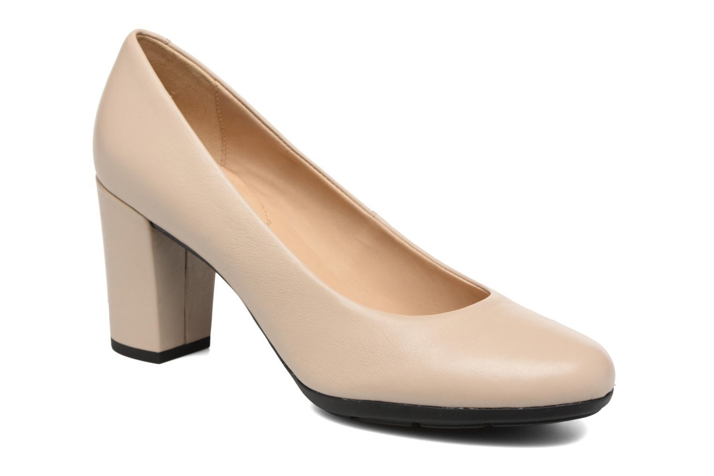 Zapatos de mujer baratos zapatos de mujer Geox D ANNYA A D725FA (Beige) - Zapatos de tacón en Más cómodo