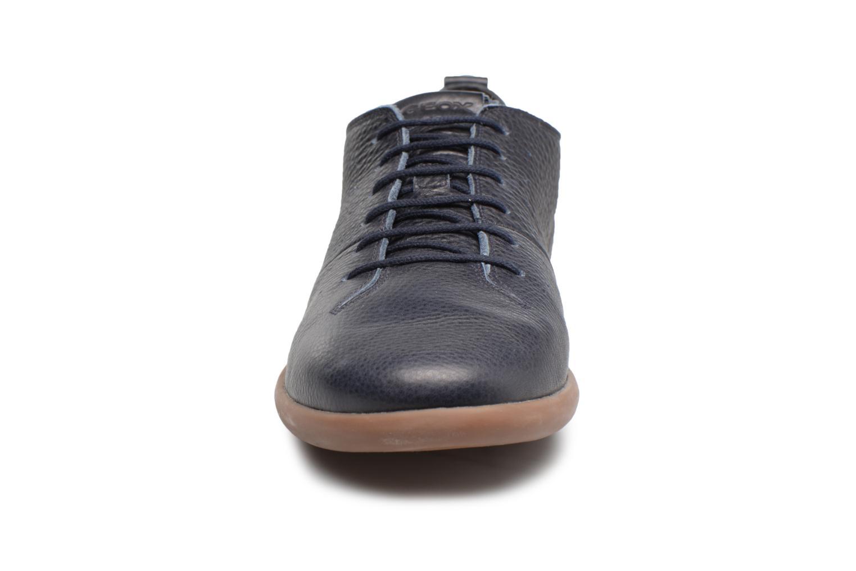 Sneaker Geox U NEW DO B U620QB blau schuhe getragen