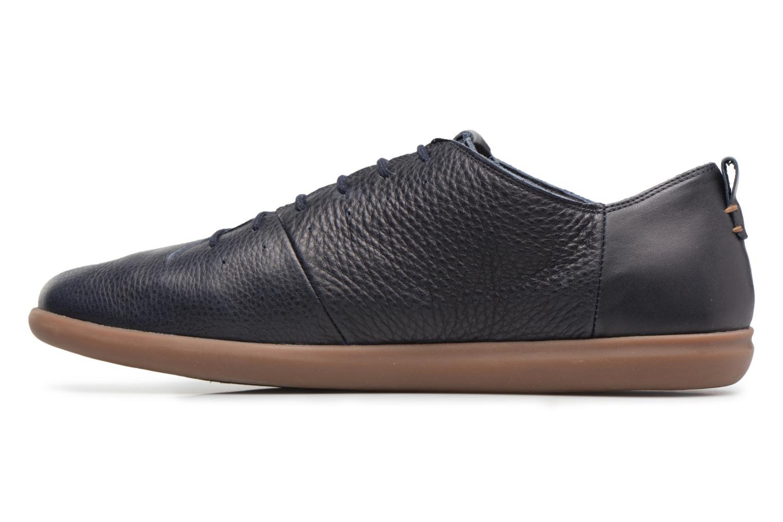 Sneaker Geox U NEW DO B U620QB blau ansicht von vorne