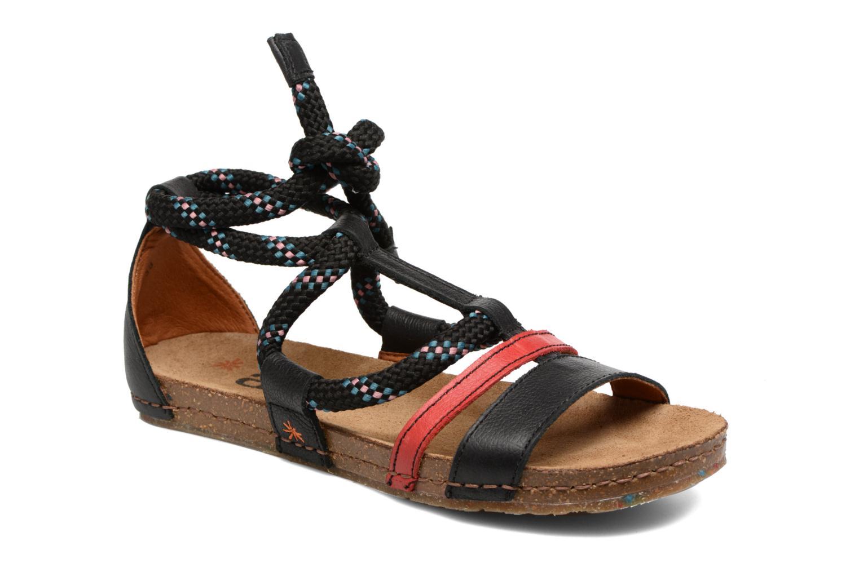 Sandales et nu-pieds Art Creta 456 Multicolore vue détail/paire