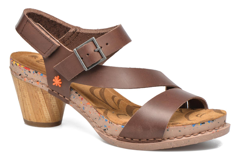 Sandales et nu-pieds Art I Laugh 1111 Marron vue détail/paire