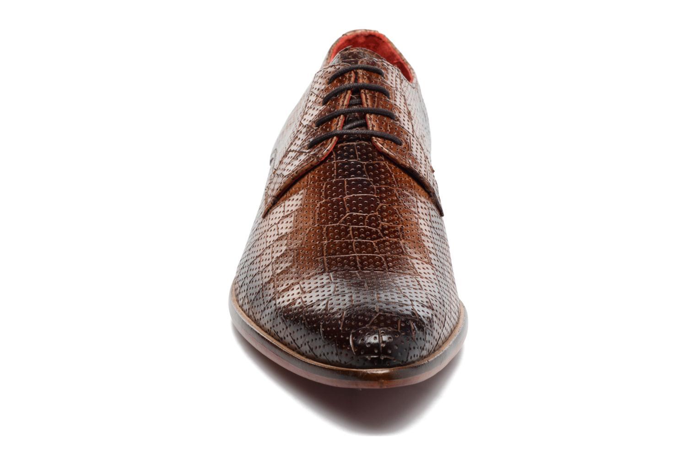 Chaussures à lacets Melvin & Hamilton Toni 11 Marron vue portées chaussures
