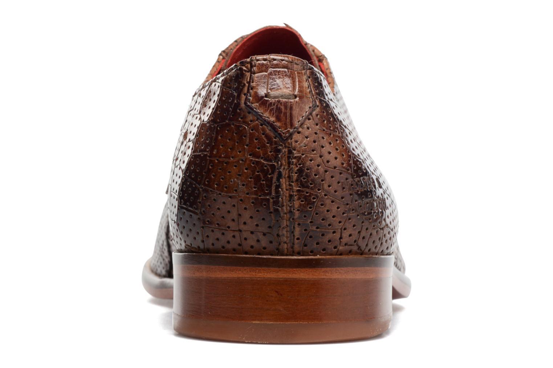Chaussures à lacets Melvin & Hamilton Toni 11 Marron vue droite
