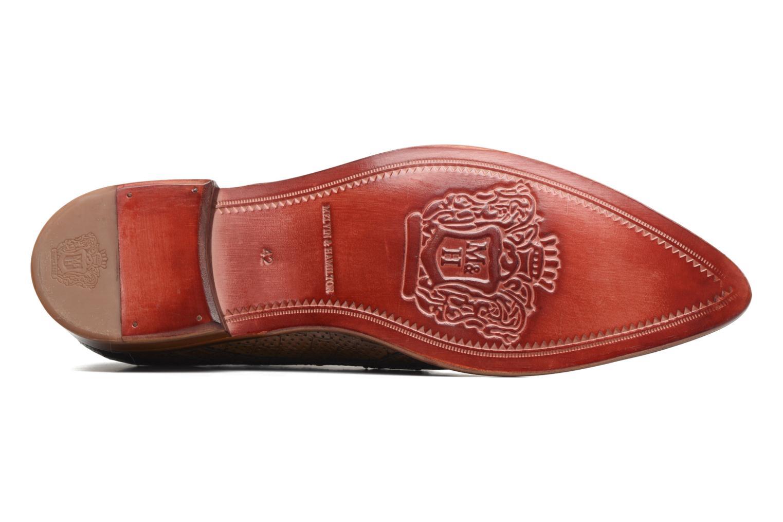 Chaussures à lacets Melvin & Hamilton Toni 11 Marron vue haut