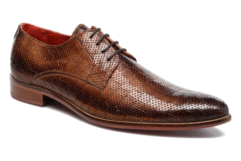 Chaussures à lacets Melvin & Hamilton Toni 11 Marron vue détail/paire