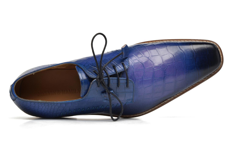 Clark 18 Croco E Blue Ls Nat