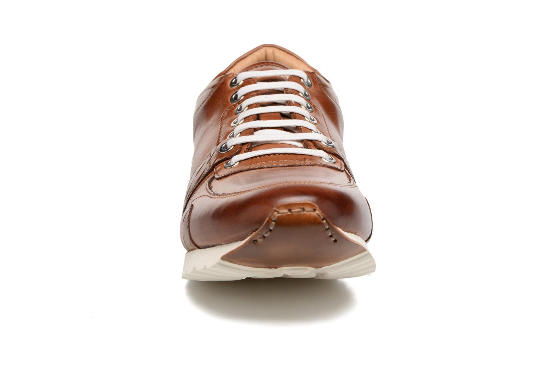 Baskets Melvin & Hamilton Gavin 1 Marron vue portées chaussures