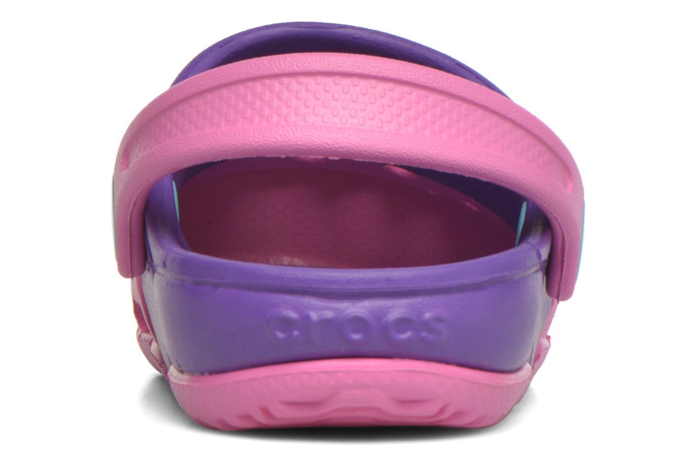 Electro II Clog Party Pink/Neon Purple