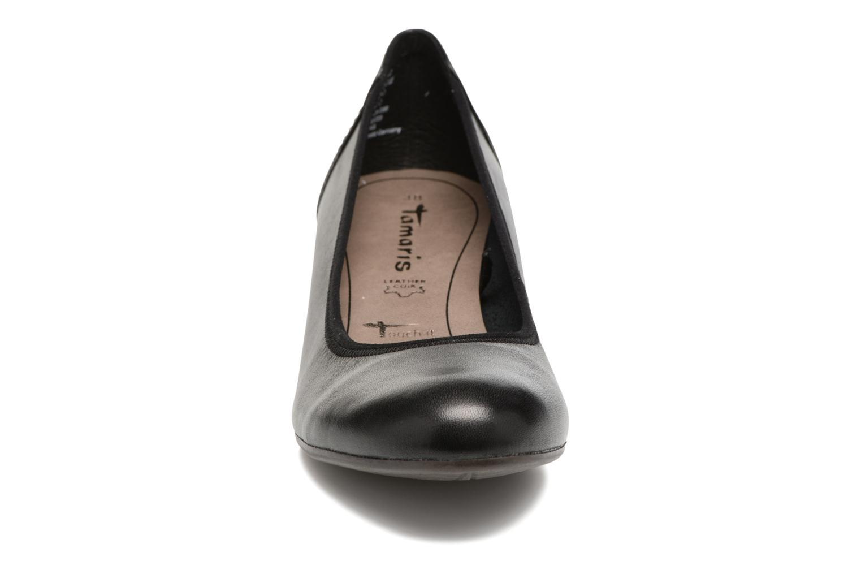 Høje hæle Tamaris Edelweiss Sort se skoene på