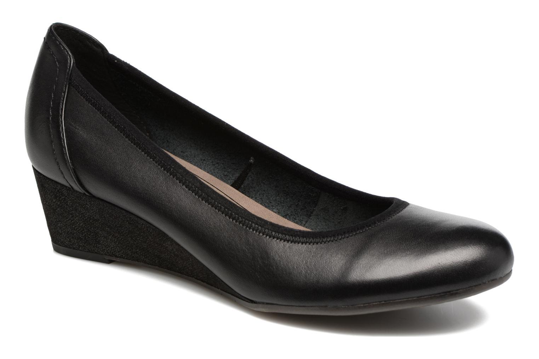 Høje hæle Tamaris Edelweiss Sort detaljeret billede af skoene