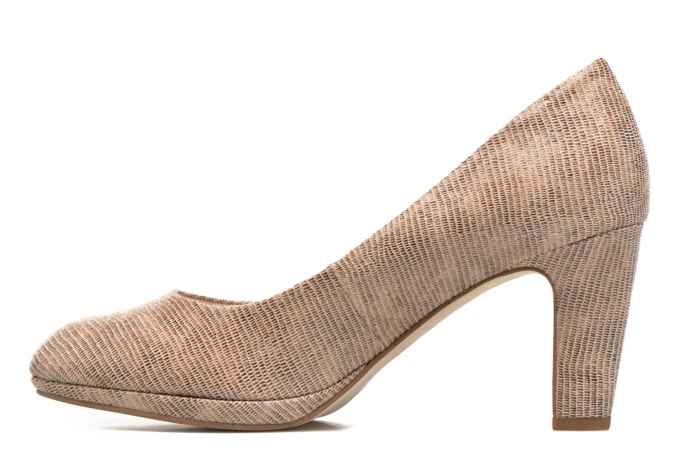 High heels Tamaris Hellébore Beige front view