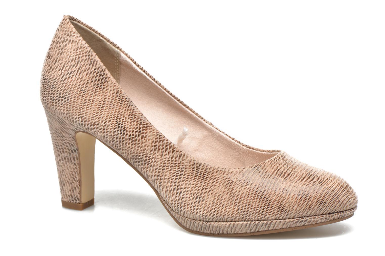 High heels Tamaris Hellébore Beige detailed view/ Pair view