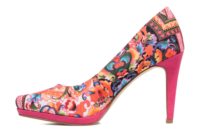 Zapatos de tacón Tamaris Lilas Multicolor vista de frente