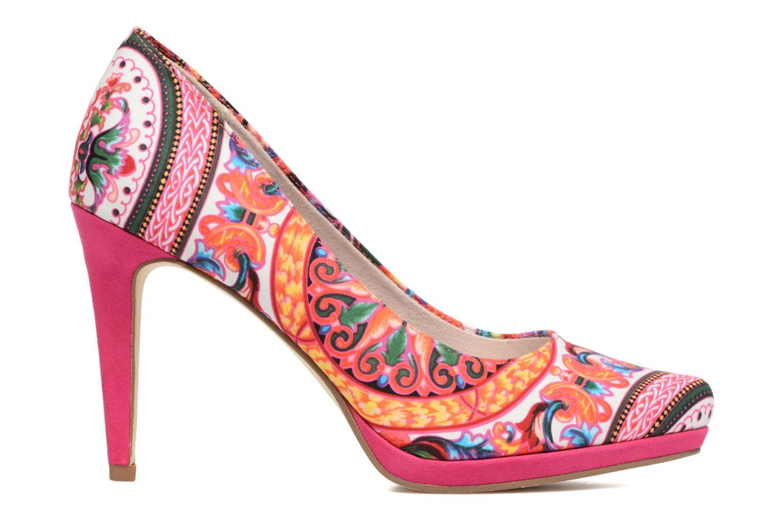 Zapatos de tacón Tamaris Lilas Multicolor vistra trasera