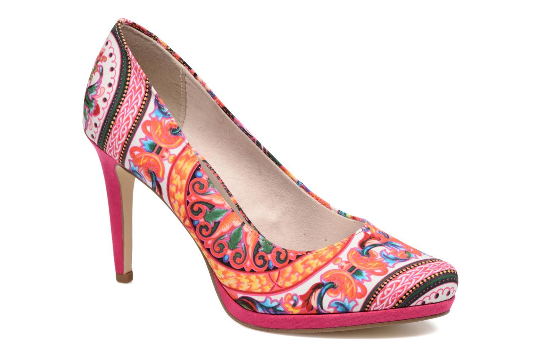 Zapatos de tacón Tamaris Lilas Multicolor vista de detalle / par