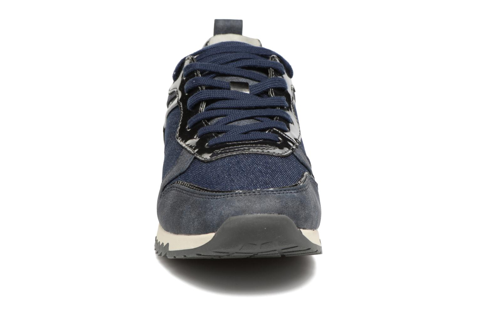 Trainers Tamaris Mimosa Blue model view