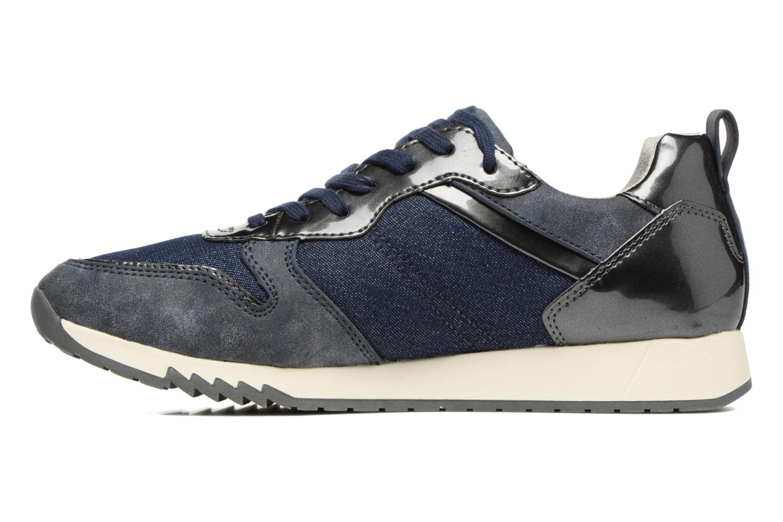Sneakers Tamaris Mimosa Blauw voorkant