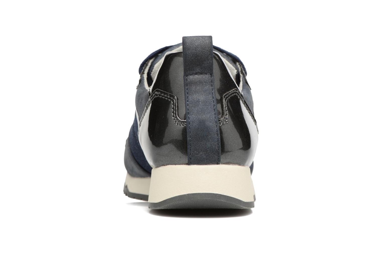 Sneakers Tamaris Mimosa Blauw rechts