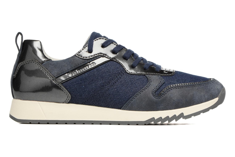 Sneakers Tamaris Mimosa Blauw achterkant