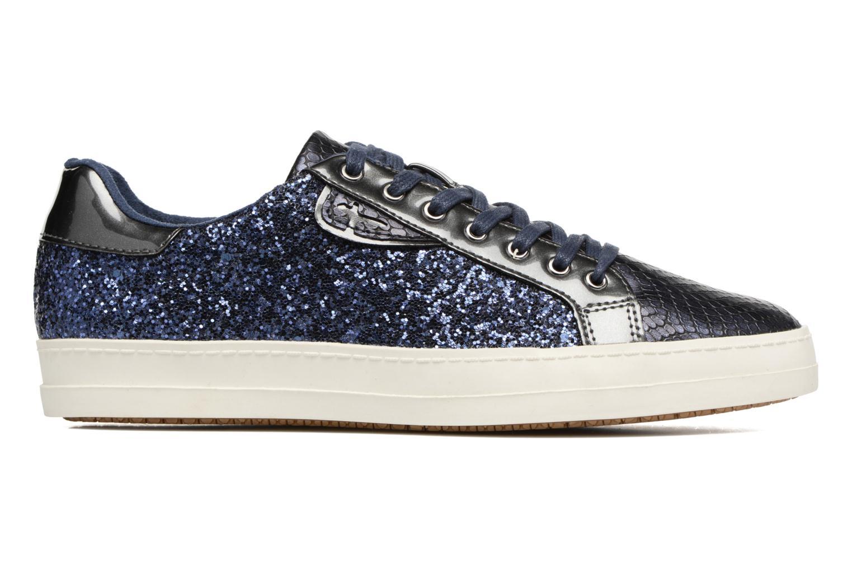 Sneakers Tamaris Narcisse Blauw achterkant