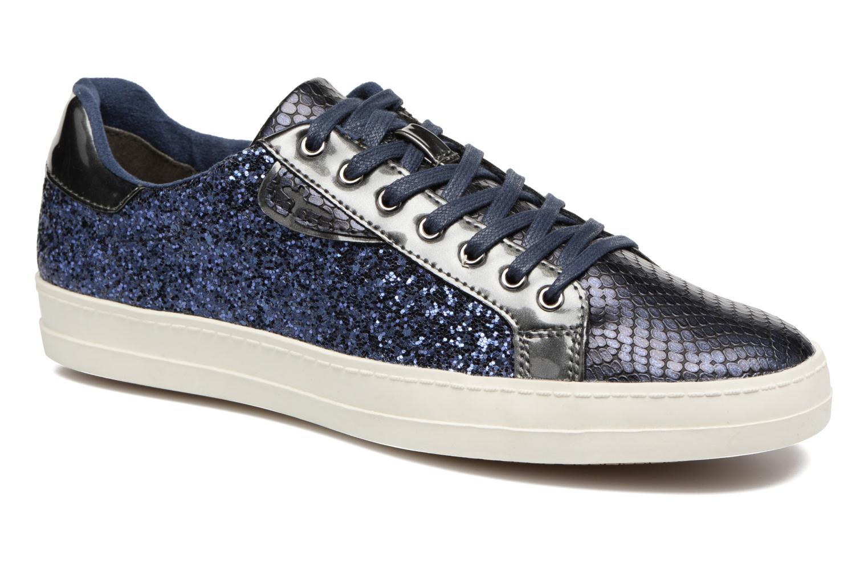 Sneakers Tamaris Narcisse Blauw detail