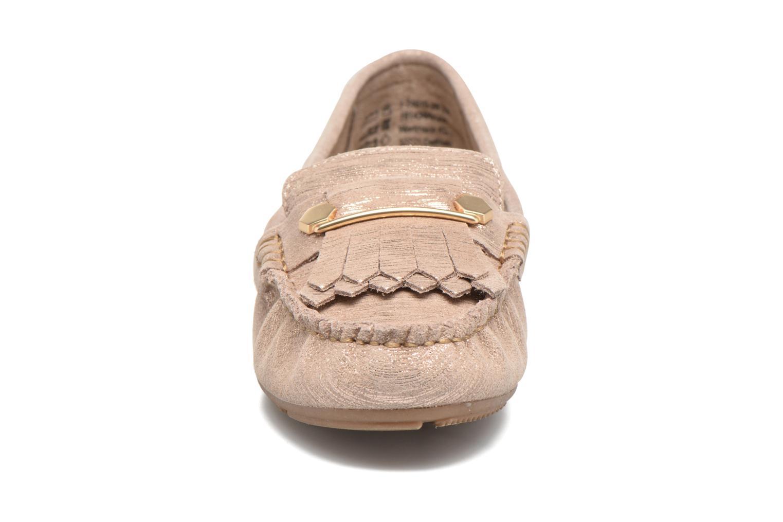 Mocassins Tamaris Astrance Beige vue portées chaussures