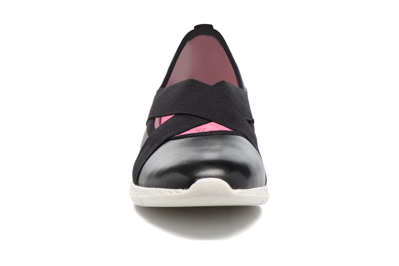 Ballerines Tamaris Callune Noir vue portées chaussures
