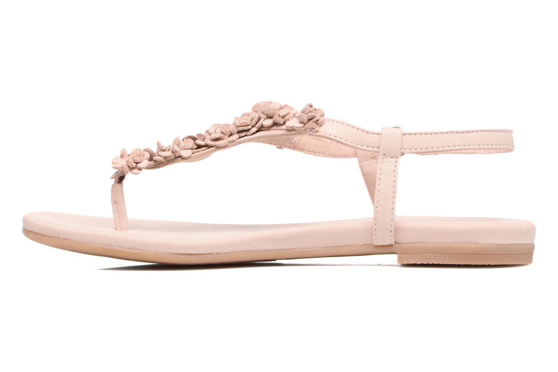 Sandales et nu-pieds Tamaris Sanve Rose vue face