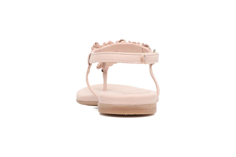 Sandales et nu-pieds Tamaris Sanve Rose vue droite
