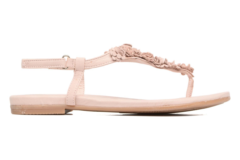 Sandales et nu-pieds Tamaris Sanve Rose vue derrière