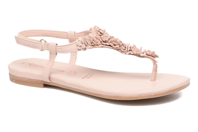 Sandales et nu-pieds Tamaris Sanve Rose vue détail/paire
