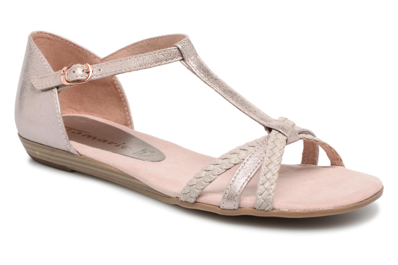 Zapatos casuales salvajes Tamaris Carthame (Rosa) - Sandalias en Más cómodo