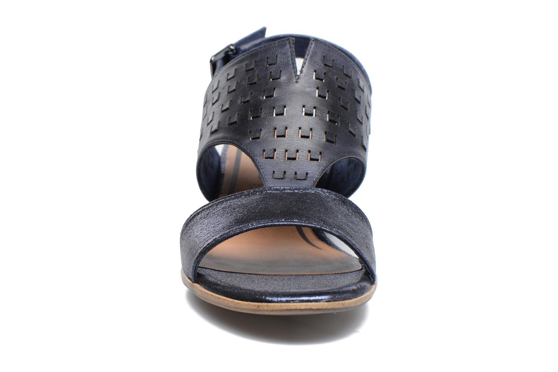 Sandales et nu-pieds Tamaris Solidage Bleu vue portées chaussures