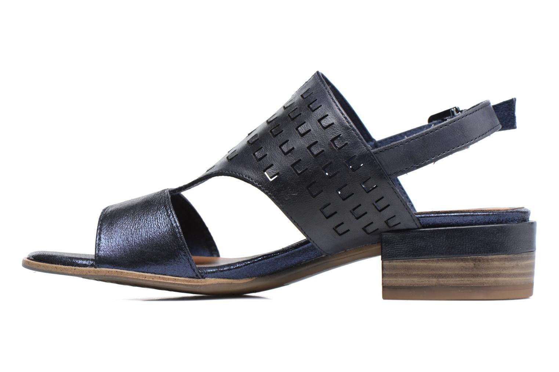 Sandales et nu-pieds Tamaris Solidage Bleu vue face