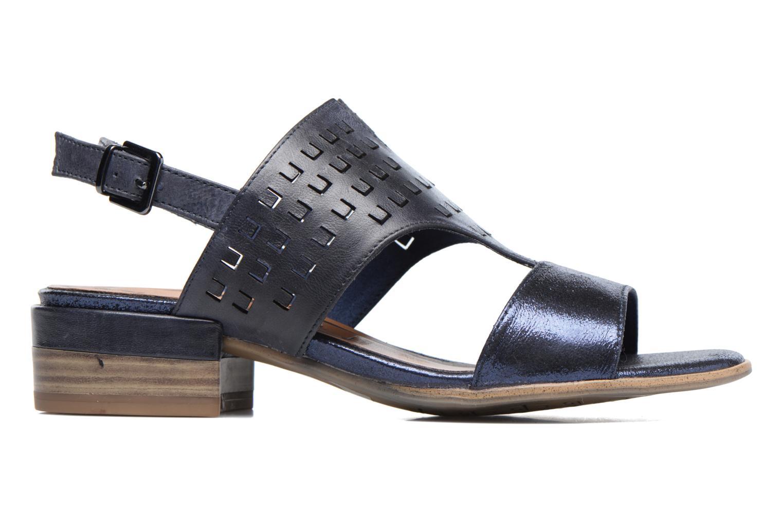 Sandales et nu-pieds Tamaris Solidage Bleu vue derrière