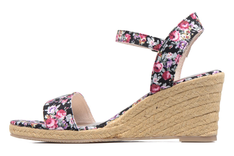 Sandales et nu-pieds Tamaris Nepeta Multicolore vue face