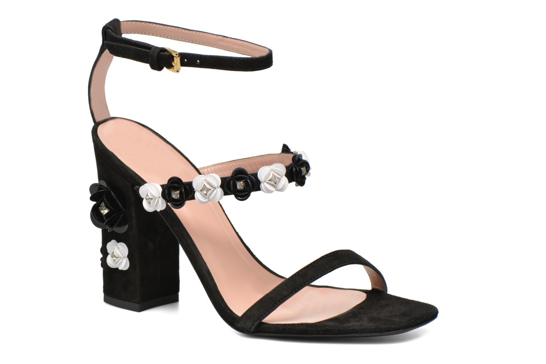 Sandales et nu-pieds Boutique Moschino Palermo Noir vue détail/paire