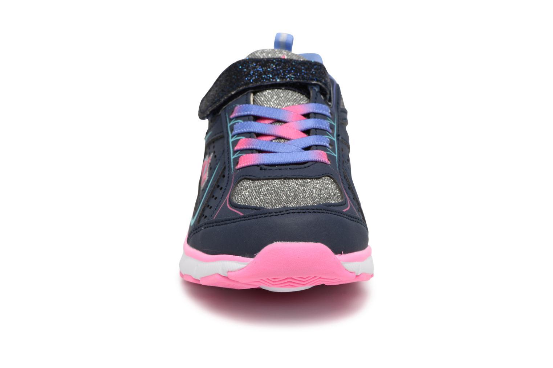 Baskets LICO Rainbow Vs Bleu vue portées chaussures