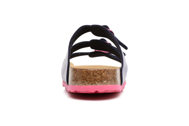 Sandales et nu-pieds LICO Bioline Kids Violet vue droite