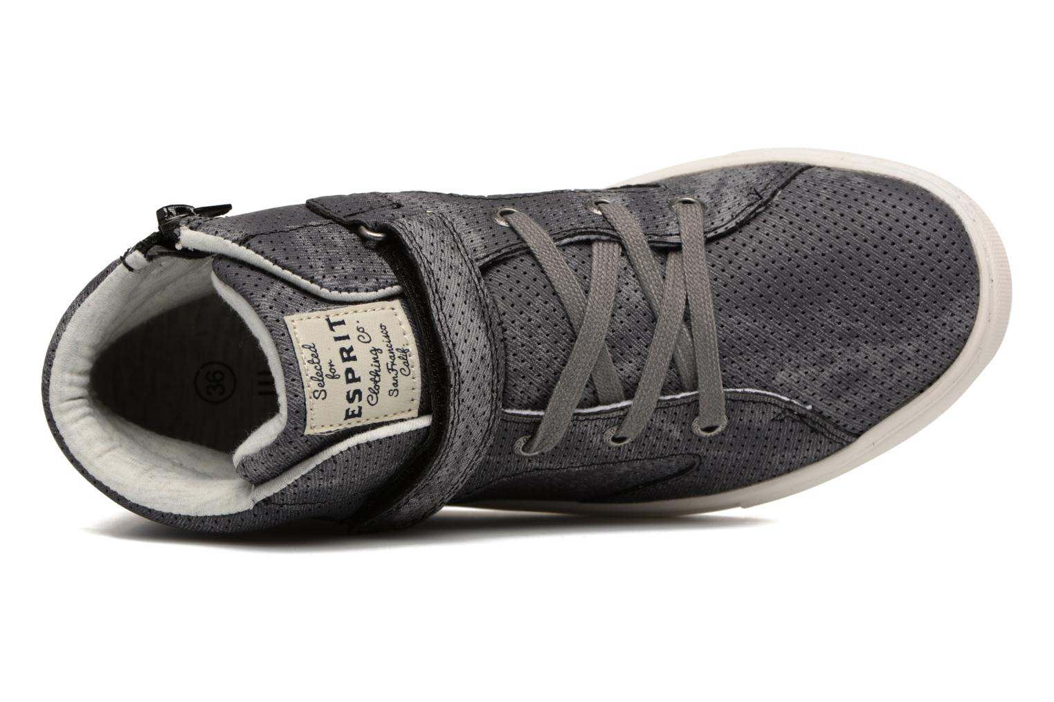 Trainers Esprit FILOOU BOOTIE Grey view from the left