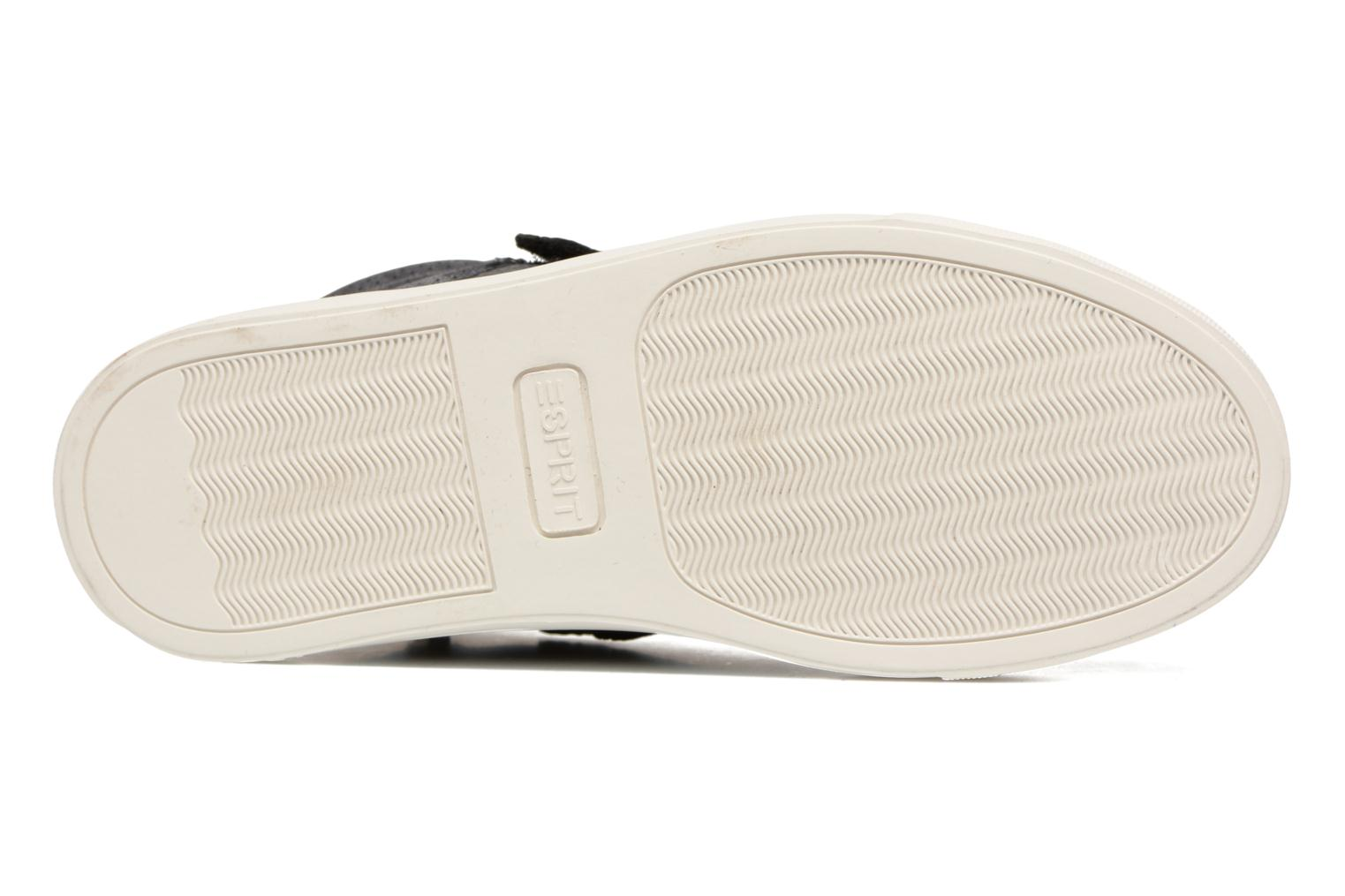 Trainers Esprit FILOOU BOOTIE Grey view from above