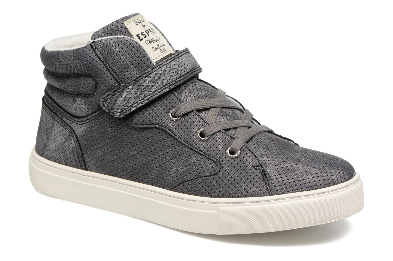 Trainers Esprit FILOOU BOOTIE Grey detailed view/ Pair view