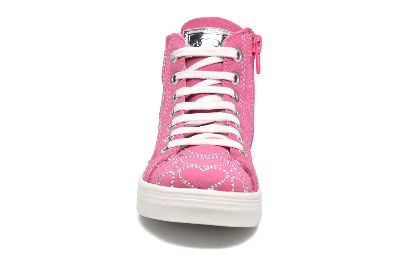 Baskets ASSO Dora Rose vue portées chaussures
