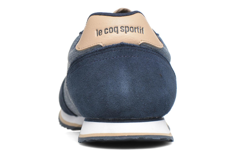 Baskets Le Coq Sportif Marsancraft 2 Tones/Suede Bleu vue droite