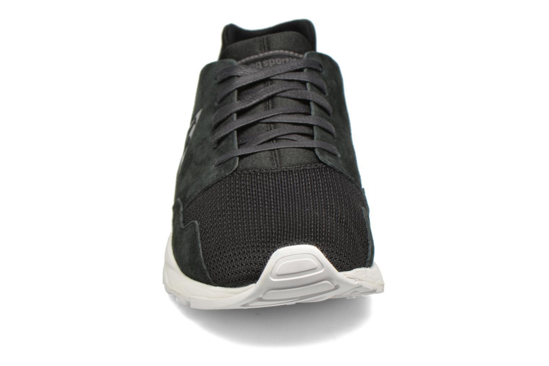 Baskets Le Coq Sportif Lcs R Mono Luxe Noir vue portées chaussures