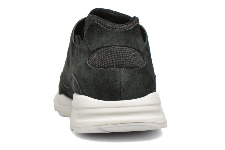 Baskets Le Coq Sportif Lcs R Mono Luxe Noir vue droite