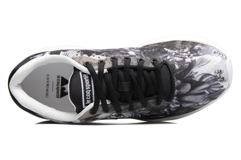 Sneakers Le Coq Sportif Lcs R9Xx W Kahori Maki Nero immagine sinistra
