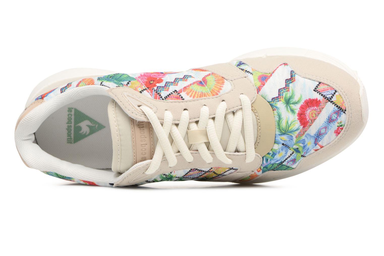 Sneakers Le Coq Sportif Omega X W Garden Fusion Beige immagine sinistra