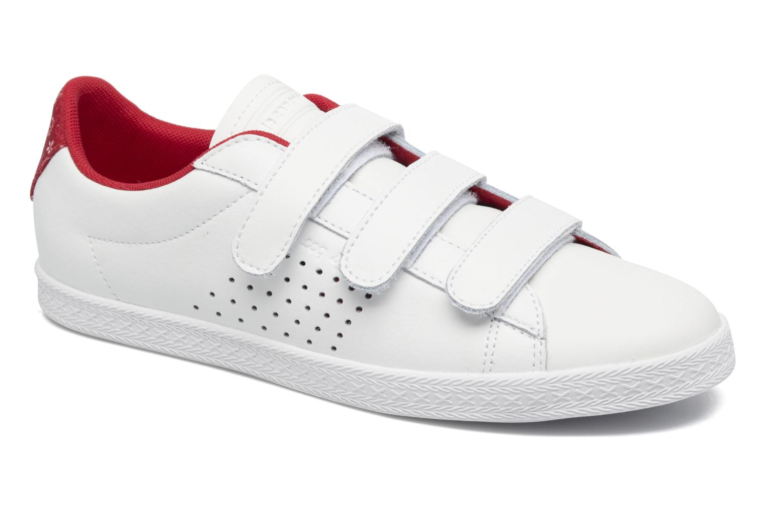 Charline Strap Streetwise Optical White/Vintage Red